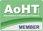 Member of Association of Healthcare Trainers
